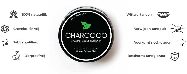 Coconut Charcoal Powder